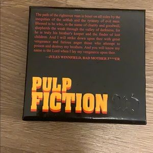 Pulp fiction palette by urban decay